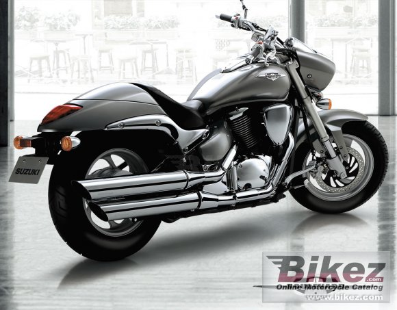 2011 Suzuki Boulevard 400 photo