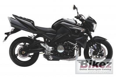 2011 Suzuki B-King