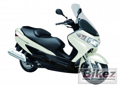 2011 suzuki burgman 125 specifications and pictures