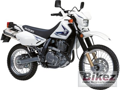 2011 Suzuki DR650SE specifications and pictures
