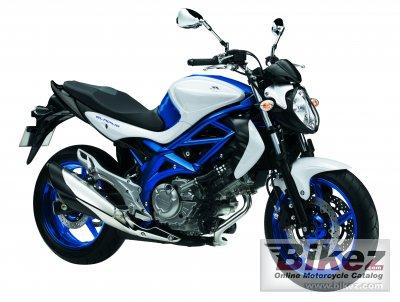 2011 Suzuki Gladius
