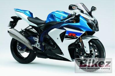 2011 Suzuki GSX-R1000