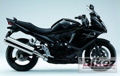 2011 Suzuki GSX650F