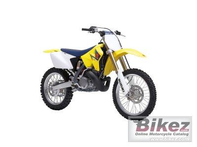 2011 Suzuki RM250