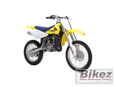 2011 Suzuki RM85L