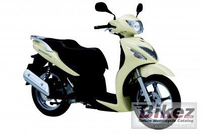 2011 Suzuki Sixteen