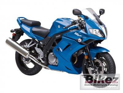 2011 Suzuki SV650SF