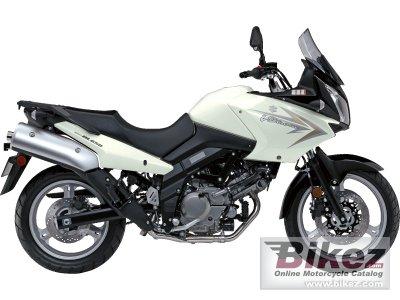 2011 Suzuki V-Strom 650 specifications and pictures