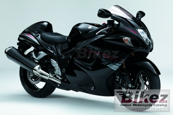 2012 Suzuki Hayabusa GSX1300R   photo