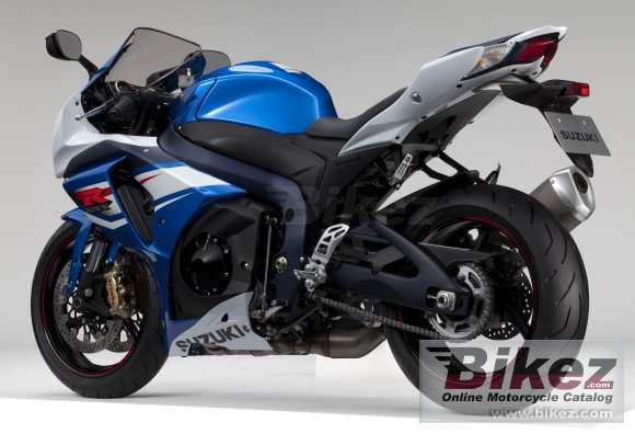 2012 Suzuki GSX-R1000 photo