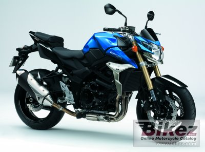 2012 suzuki gsr 750 specifications and pictures. Black Bedroom Furniture Sets. Home Design Ideas