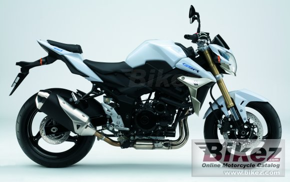 2012 Suzuki GSR 750 photo