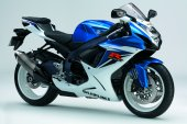 2012 Suzuki GSX-R600 photo