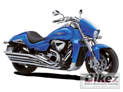 2012 Suzuki Boulevard M109R Limited photo