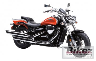 2012 Suzuki Boulevard M50 Special photo