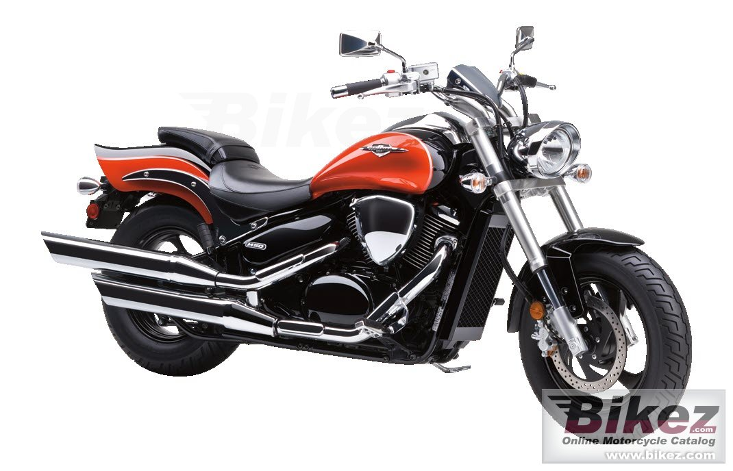 Big Suzuki boulevard m50 special picture and wallpaper from Bikez.com