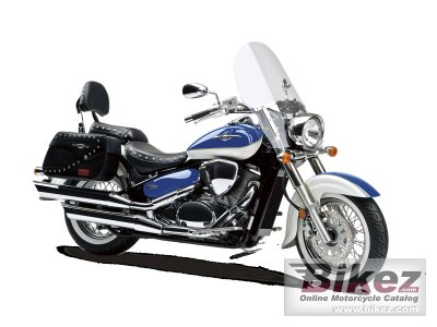 2012 Suzuki Boulevard C50T photo