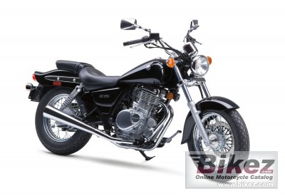 2012 Suzuki GZ250 photo