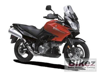 2012 Suzuki V-Strom 1000 photo