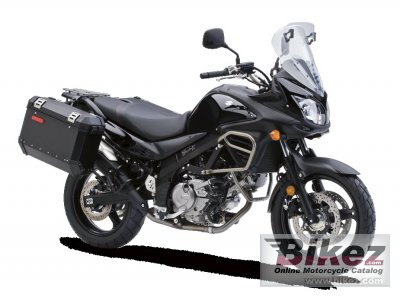 2012 Suzuki V-Strom 650 ABS Adventure photo