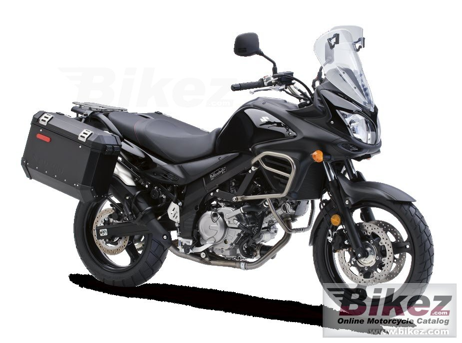 Suzuki v-strom 650 abs adventure