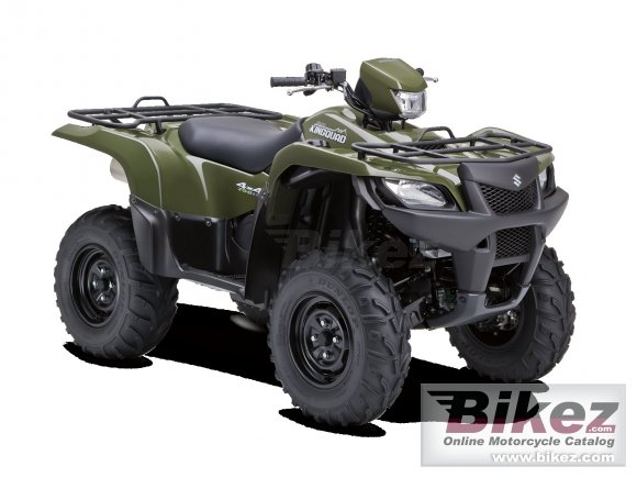 2012 Suzuki KingQuad 750AXi photo