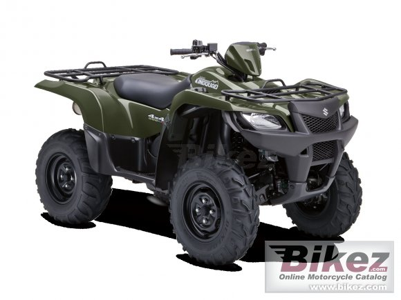 2012 Suzuki KingQuad 500AXi photo