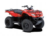 2012 Suzuki KingQuad 400ASi photo