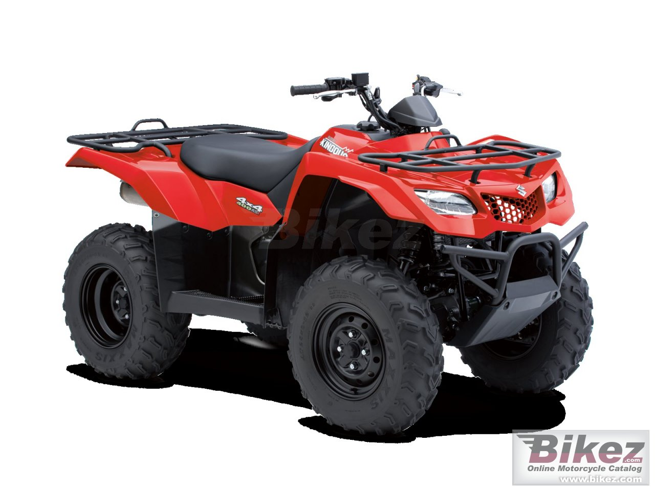 Big Suzuki kingquad 400asi picture and wallpaper from Bikez.com