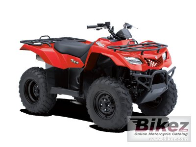 2012 Suzuki KingQuad 400FSi photo