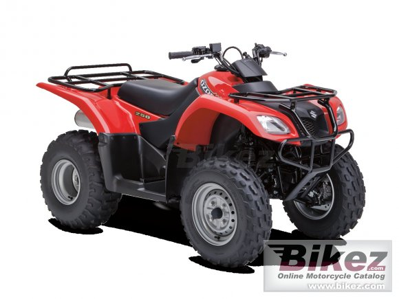 2012 Suzuki Ozark 250 photo