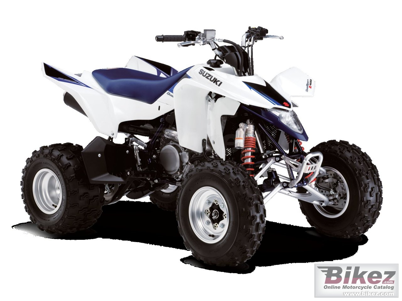Big Suzuki quadsport z400 picture and wallpaper from Bikez.com