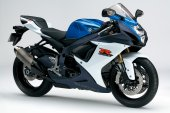 2012 Suzuki GSX-R750 photo