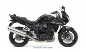 2012 Suzuki Bandit 1250S photo