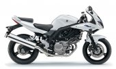 2012 Suzuki SV650S photo