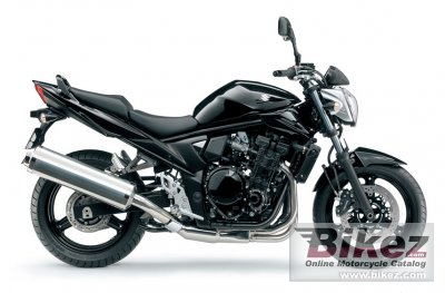 2012 Suzuki Bandit 650 photo