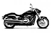 2012 Suzuki Boulevard M1500 photo