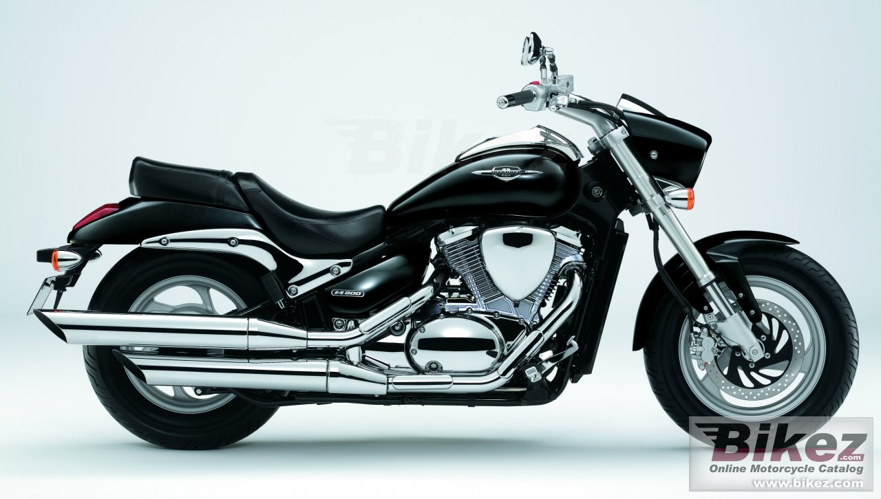 Big Suzuki intruder m800 picture and wallpaper from Bikez.com