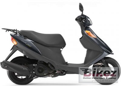 2012 Suzuki Address V125 photo