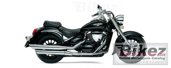 2012 Suzuki Intruder Classic 400 Cast Wheel photo