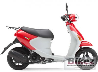 2012 Suzuki Lets4 Palette photo