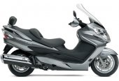 2012 Suzuki Skywave 400 Limited ABS