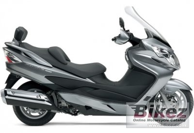 2012 Suzuki Skywave 400 Limited ABS photo