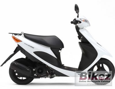 2012 Suzuki Address V50 photo