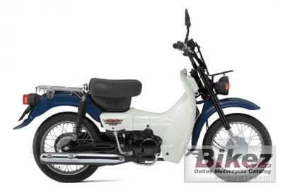 2012 Suzuki Birdie 50 photo