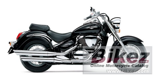 Big Suzuki intruder classic 400 picture and wallpaper from Bikez.com