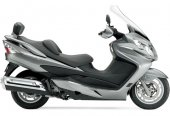 2012 Suzuki Skywave 250 Limited