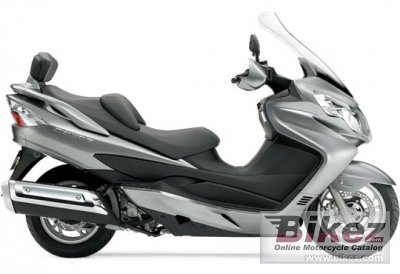 2012 Suzuki Skywave 250 Limited photo