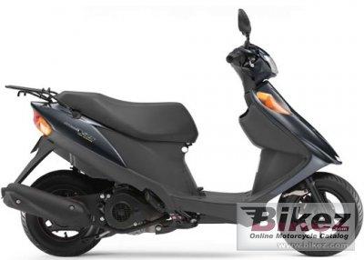 2012 Suzuki Address V125