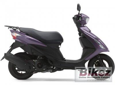 2012 Suzuki Address V125S